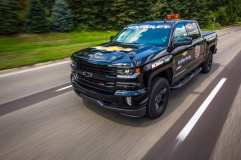Since the Chevrolet Certified Service Rescue Squad began participating at the Woodward Dream Cruise five years ago, it has serviced almost 200 vehicles of all makes and models. (Photo by Jeffrey Sauger for Chevrolet)