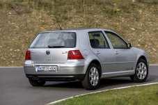 Volkswagen Golf - vierte Generation