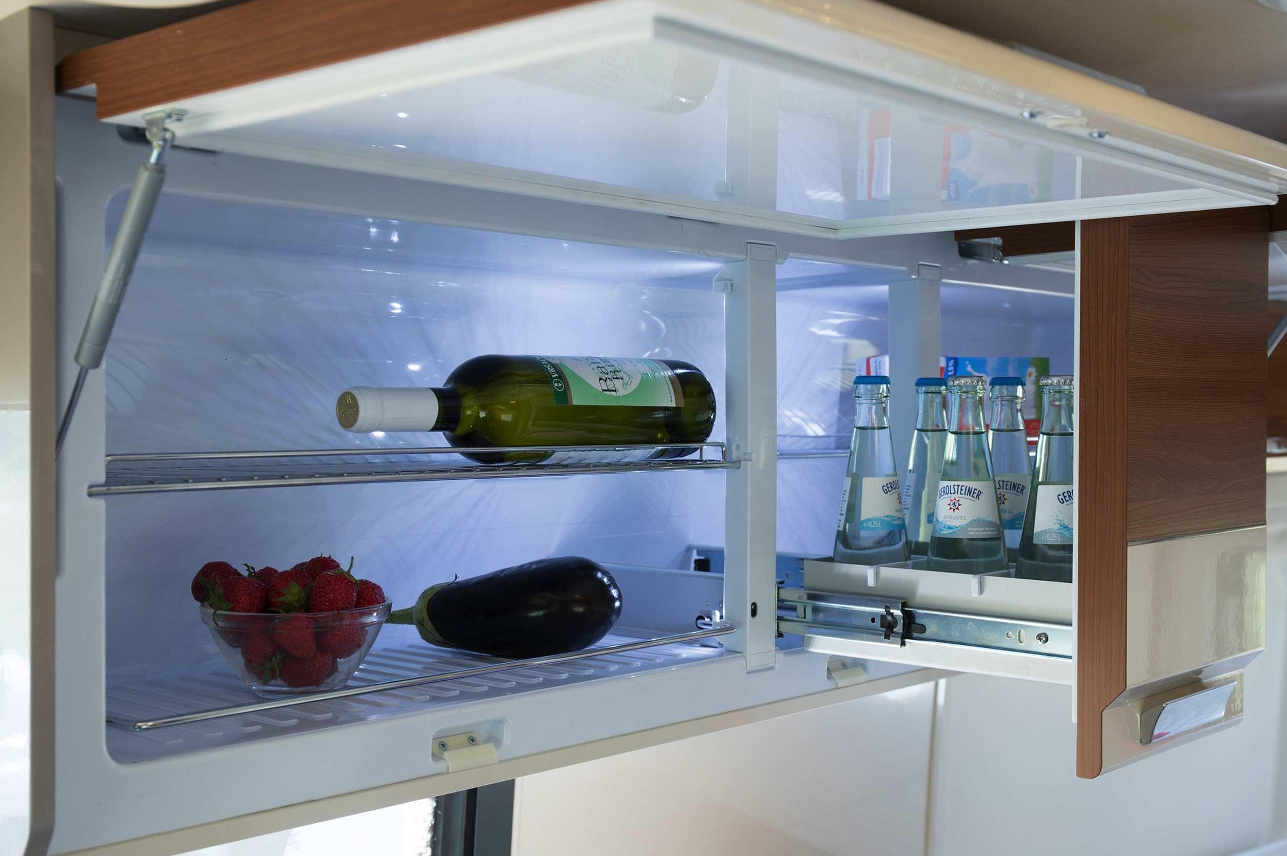Reisemobil Hobby-Vantana mit einzigartigem Kühlschrank - Die ...