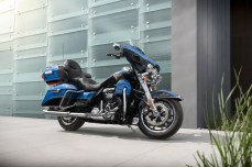 Zum Geburtstag aufgehübscht: die Electra Glide in der 115th Anniversary Edition. © Harley-Davidson
