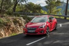 In neuem Look und mit überarbeiteten Motoren präsentiert sich der Subaru Impreza. © Subaru