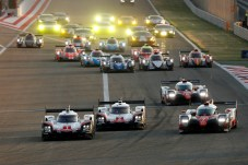 Porsche 919 Hybrid, Porsche LMP Team (1): Neel Jani, Andre Lotterer, Nick Tandy, Porsche LMP Team (2): Earl Bamber, Timo Bernhard, Brendon Hartley