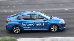 Von Hyundai: Das autonom fahrende Konzeptauto IONIQ