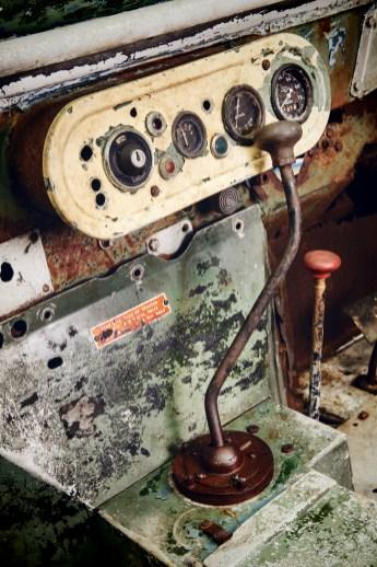 Bei der Restaurierung des 70 Jahren alten Prototyps nutzt das Team von Jaguar Land Rover Classic ihre bewährten Verfahren und Werkzeuge für die Wiederherstellung klassischer Automobile. Foto: Auto-Medienportal.Net/Land Rover