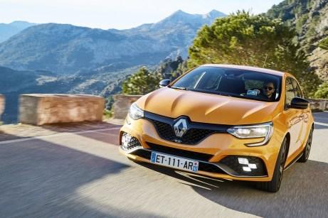 Der neue Renault Mégane R.S. hat reichlich Muskeln, Top-Fahrleistungen und ein alltagstaugliches Interieur. © Renault