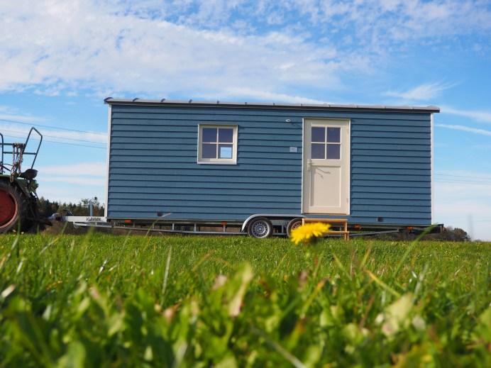 Der Trend zum Wohnen auf wenigen Quadratmetern kommt eigentlich aus Amerika.