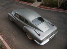 Sein großer Wurf gelang Preston Tucker kurz nach Kriegsende mit der Präsentation des Tucker 48, des ersten und einzigen von ihm herausgebrachten Autos.
