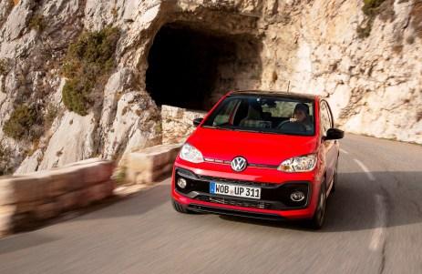 Eine heiße Kiste: der VW Up GTI. Foto: Auto-Medienportal.Net/Volkswagen