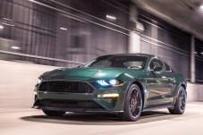 Bestellen können Fans hochpotenter V8-Sportwagen den Bullitt-Mustang ab Mai, die Produktion für Europa startet im Juni. © Ford