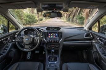 Die Innenausstattung des Subaru Impreza wirkt hochwertig wie nie zuvor. Foto: Subaru