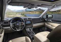 """Den Komfort erhöht das neue """"Generation 3""""-Audiosystem, das die Passagiere mit der Außenwelt vernetzt. Foto: Subaru"""