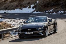 Die 2018er V8-Version des Ford Mustang mit frischem Auftritt und mehr Power. © Ford