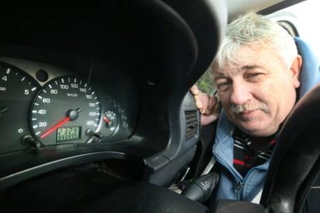 Alle neune: Beim Kilometerstand von 999.999 ist Schluss mit lustig. © Ford