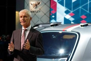 Volkswagen-Chef Müller muss gehen. Foto: VW