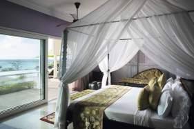 Luxuriös eingerichtet sind die Zimmer des RIU Palace Zansibar. Foto: TUI