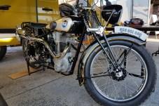 Die NSU OSL 600 ist ein Liebhaber-Motorrad. Das Kürzel steht für obengesteuerte Sport-Luxusausführung. Hier wurde an der Ausstattung nicht gespart. © Jutta Bernhard / mid