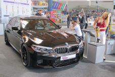 KW automotive hat eine Gewindefahrwerk Variante 4 für den BMW M5 F90