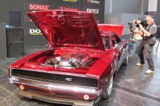 """Star beim Show & Shine-Wettbewerb: Dodge Charger """"RTR"""" von Johan Eriksson"""