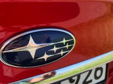 Sechs Sterne im Marken-Logo. Foto:Klaus H. Frank
