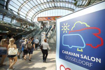 Der Caravan-Salon, nach Bekunden der Veranstalter die größte Messe für Freizeitfahrzeuge der Welt, erlebt seine 57. Auflage. Foto: Auto-Medienportal.Net/CIVD