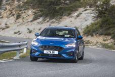 Mit seinem hervorragenden Fahrwerk braucht sich der Focus vor jeglicher Konkurrenz nicht zu verstecken. Foto: Ford