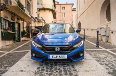 Das 9-Gang-Automatikgetriebe gewährleistet stets die richtige Übersetzung und bietet außerordentliche Effizienz. Foto: Honda