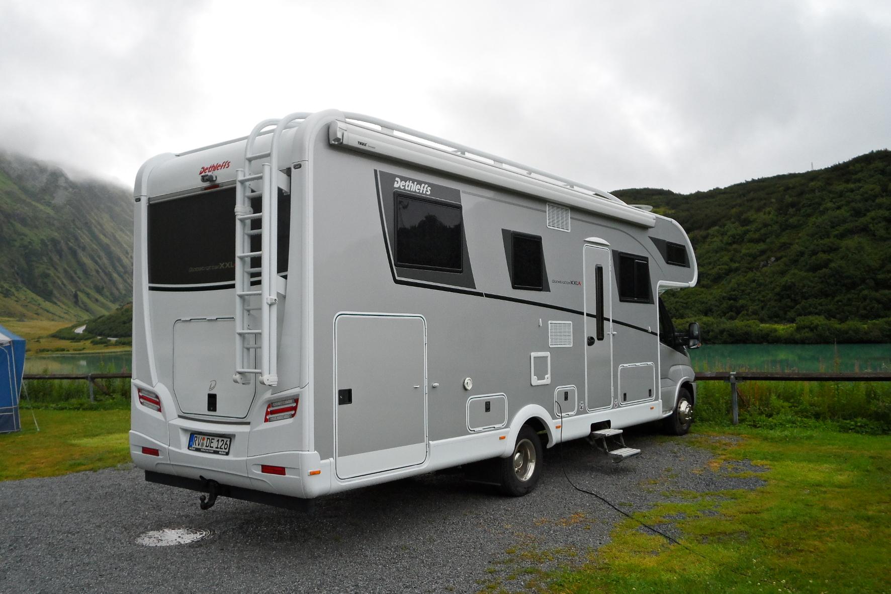 Dethleffs Globetrotter: Camping-Urlaub XXL – Die Testfahrer - Auto