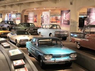 Meilensteine der Automobilgeschichte müssen auch im Ford-Museum nicht unbedingt aus den USA stammen.