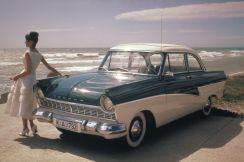 Ford Taunus 17 M P2 (1957). Foto: Auto-Medienportal.Net/Ford