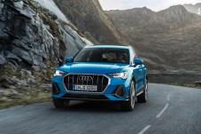 Der neue Q3 kommt deutlich dynamischer daher als bislang. © Audi