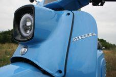 Schon zu Beginn dieses Jahrzehnts hatte die neu gegründete Efw (Elektrofahrzeugwerke) in Suhl, der einstigen Heimat von Simson, die Idee der E-Schwalbe entwickelt. Foto: Auto-Medienportal.Net