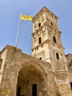 Die Lazarus-Kirche in Larnaca. Foto: Klaus H. Frank