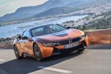 Mindestens 155.000 Euro werden für den BMW i8 Roadster fällig. © BMW