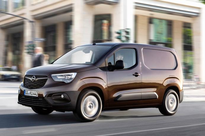 Durchaus schick: der Opel Combo Cargo., Foto: Opel