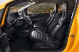 Gegen vertretbare 530 Euro Aufpreis bieten Rennsitze von Recaro in edlem Nappaleder einen sehr guten Kompromiss aus genügend Komfort und hoher Sportlichkeit. © Opel