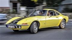 Opel GT ( Baujahr 1968–1973). Foto: Auto-Medienportal.Net/Opel