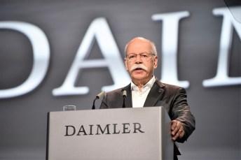 Dr. Dieter Zetsche. Foto: Auto-Medienportal.Net/Daimler