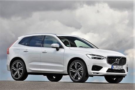 Auch beim Volvo XC60 haben die Schweden die Antriebspalette zum Modelljahr 2019 erweitert. © Volvo