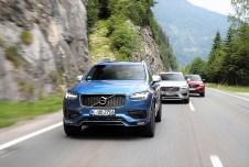 Für Volvo ist es die Erfolgsformel schlechthin: XC plus 90, 60 oder 40. In jeder Kombination fuhren die Schweden-SUV zum Erfolg. Foto: Auto-Medienportal.Net/Volvo