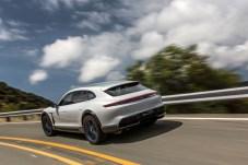Zum Preis ist noch nichts bekannt, die Markteinführung dürfte 2020 erfolgen. © Porsche