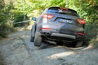 Maserati Levante Q4. Foto: Auto-Medienportal.Net/Dennis Gauert