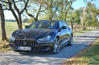 Maserati Ghibli S Q4. Foto: Auto-Medienportal.Net/Dennis Gauert