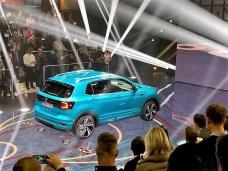 Volkswagen präsentiert mit dem neuen T-Cross sein erstes Kleinwagen-SUV und setzt damit seine 2015 gestartete Offensive konsequent fort. Foto: Klaus H. Frank