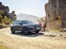 Technisch ist der Volkswagen Tiguan bestens für Ausflüge in die Natur gerüstet. Foto: Volkswagen