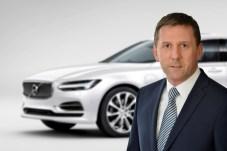 """Volvo Deutschland-Geschäftsführer Thomas Bauch rechnet aufgrund des Auto-Abos """"Care by Volvo"""" mit vielen jüngeren und neuen Kunden für die schwedische Premium-Marke. © Volvo"""