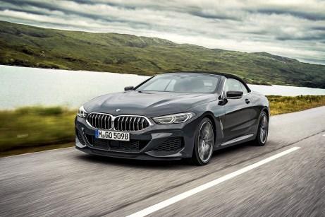 Im März des kommenden Jahres gibt es den 8er von BMW auch als offene Version. Foto: Auto-Medienportal.Net/BMW