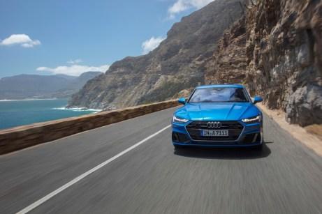 Am schmucken Äußeren gab es nichts zu verbessern, höchstens zu aktualisieren. © Audi