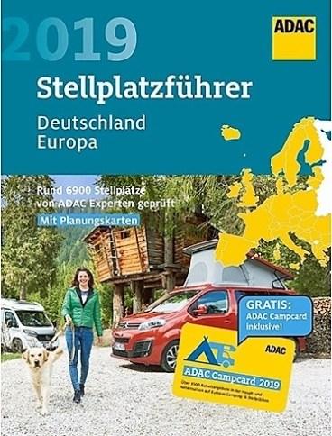 Band 1 informiert über 3800 Stellplätze in Deutschland und Nordeuropa. Foto: ADAC