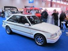 Weißer Escort XR 3i – Nummer 488 von nur 500 Challenge Cup Modellen