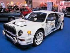 Der RS200 Gruppe S-Evolution war 1986 ein (bis heute aktives) Einzelstück.